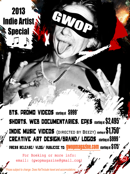 GWOP Magazine (Video Price Guide)