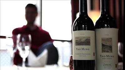 Yao Ming starts Napa Valley Wine Company   GWOP MAGAZINE