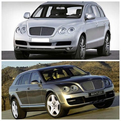 Bentley on According To Sources  The Bentley Truck Will Be Made In 2014