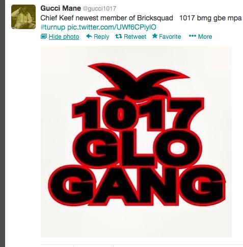 Gucci Mane x Chief Keef