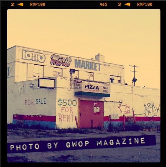 GWOP Magazine - Detroit, MI (c) 2011