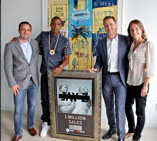 Jay Z_Magna Carter Holy Grail