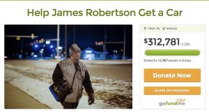 James Robertson - Detroit