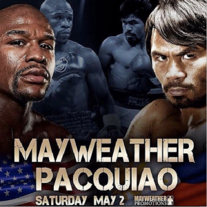 Mayweather vs. Pacman May 2 2015
