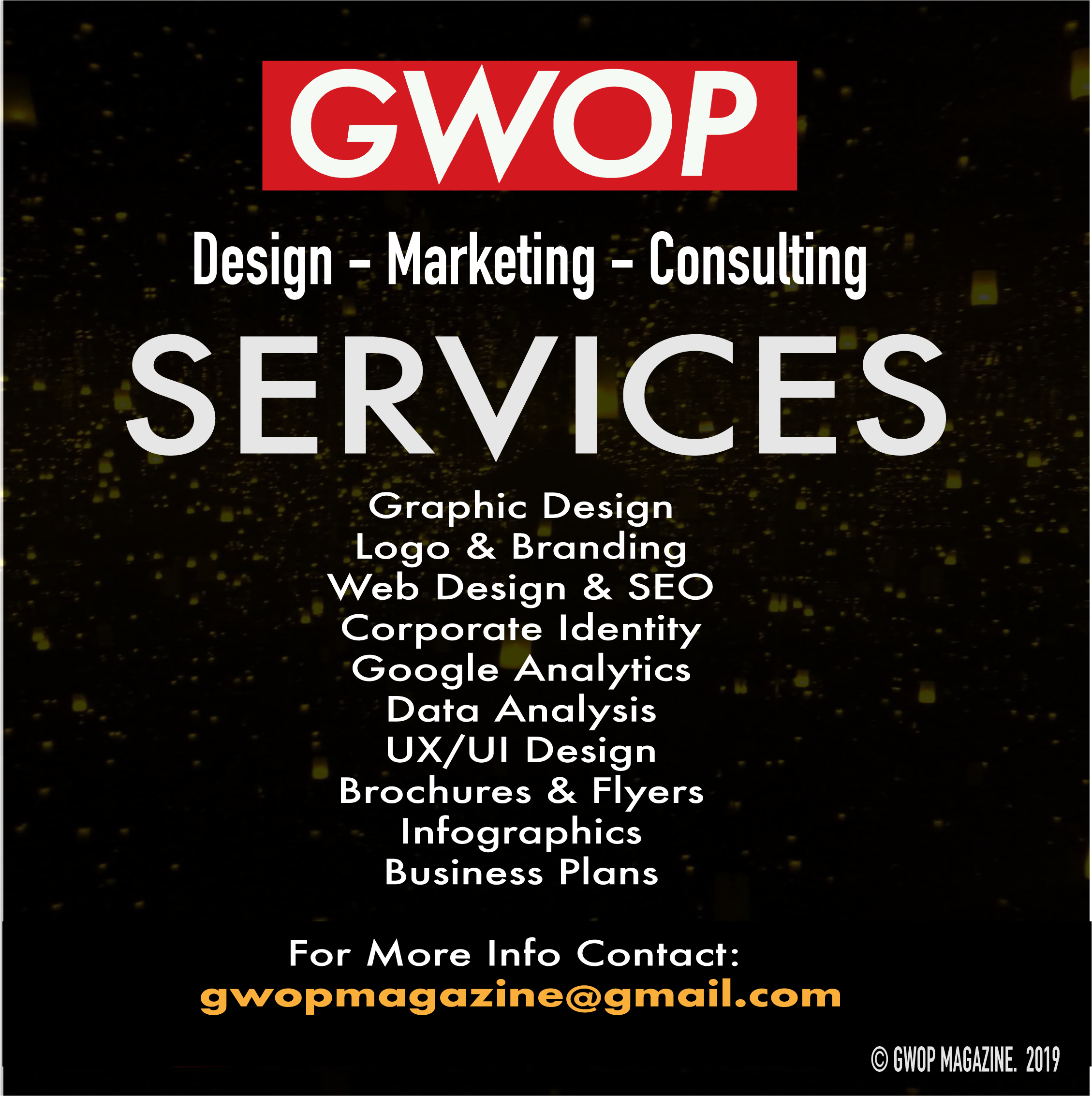 GWOP Graphic Design